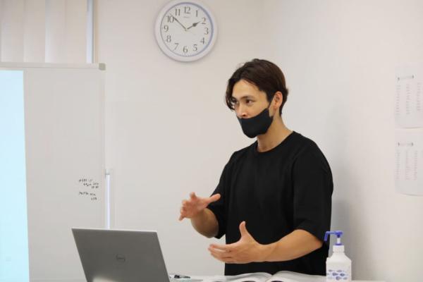 今回セミナーを担当する岡田講師